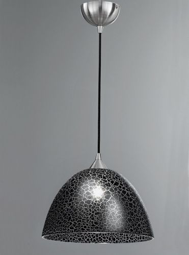Franklite 953 Black Pendant Light
